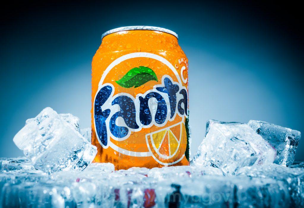 Fanta - Fat Can