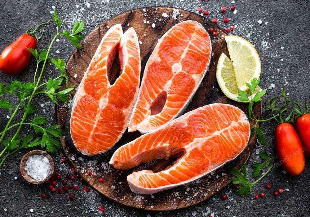 Fish - Salmon (2) Copy
